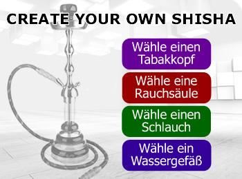Shisha Konfigurator
