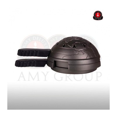 Amy Globe Heat Box Black