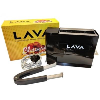 Lava BLIZZARD Elektrischer Kohleanzünder
