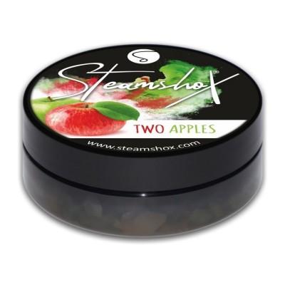 Steamshox Two Apples - 70g (€8,50/100g)