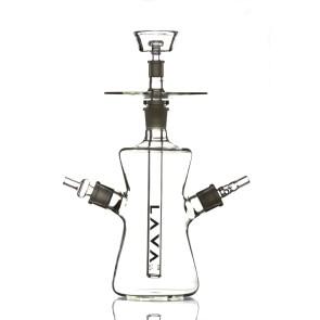 Lava Glass Nyx mit Koffer - B-Ware