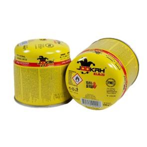 Butan Gaskartusche - 190g (€10,00/kg)