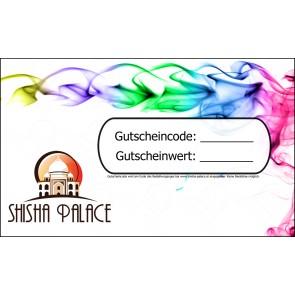 Shisha Palace €50 Gutschein
